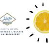 abbinamento gelato al limone Tomarchio | Jilatu