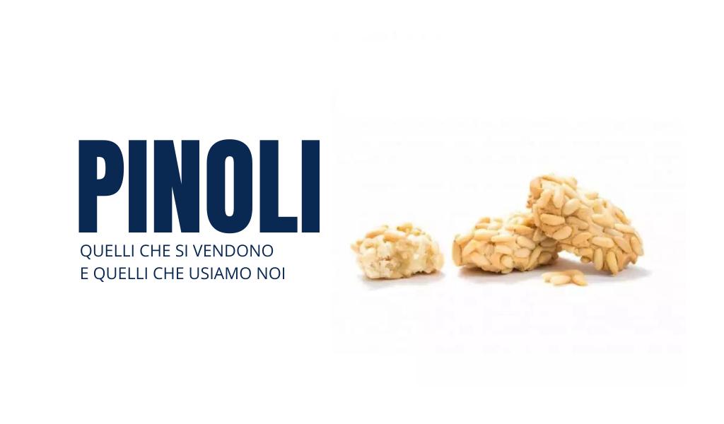 PINOLI TOMARCHIO BISCOTTO DI MANDORLA AI PINOLI